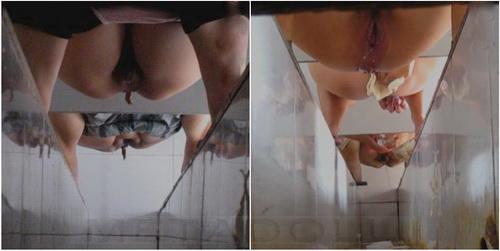 Пляжный туалет видео скрытая камера