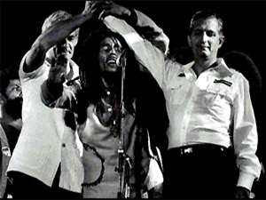 22 Avril 1978 : One love Peace Concert (Bob Marley)