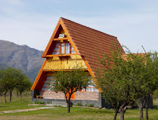 cabaña alpina