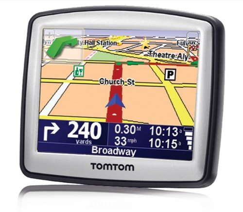 Nybbles & Bytes: Hacking the TomTom One 130   Again!