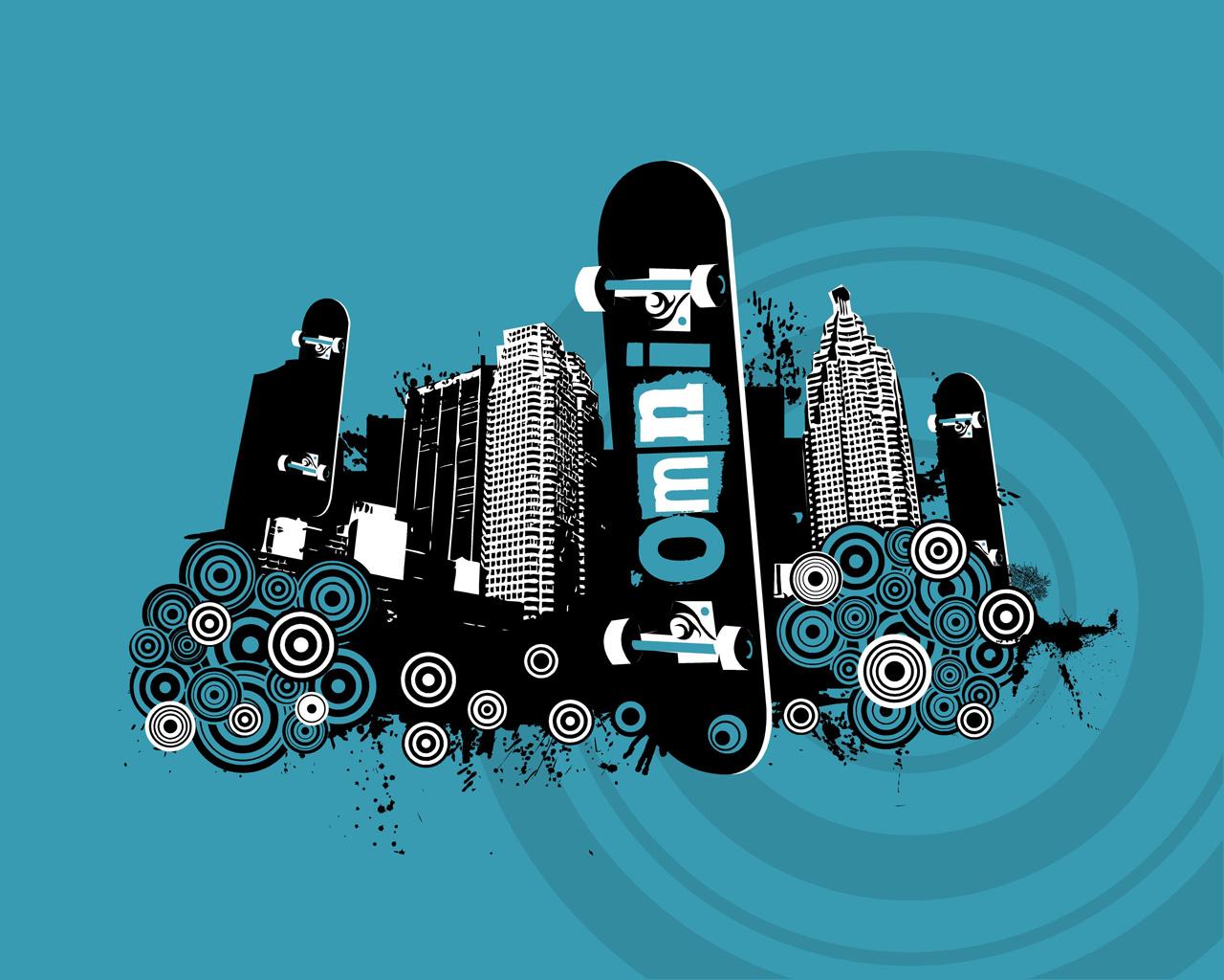 trololo blogg: Flip Wallpaper Skate