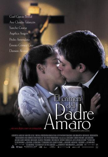 El crimen del padre Amaro (2002)   3gp/Mp4/DVDRip Latino HD Mega