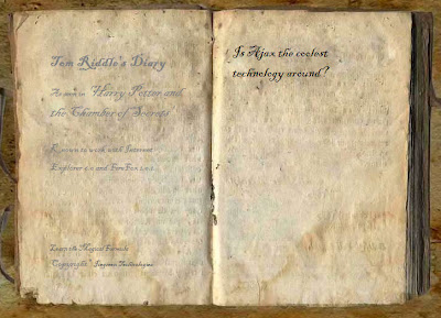 T. M. Riddle's Diary