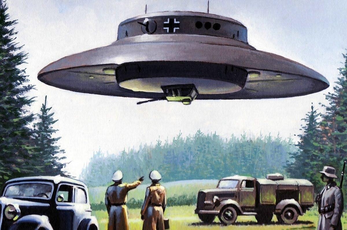 stein magnetisch ufo