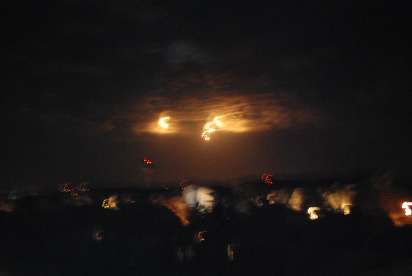 UFO Sighting The Real Phoenix Lights | iufosightings  |Real Phoenix Lights