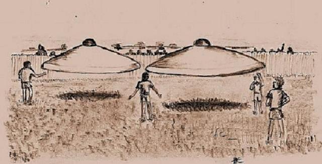 L'avvistamento Ufo di massa avvenuto in Australia nel 1966. Il caso di Westall School