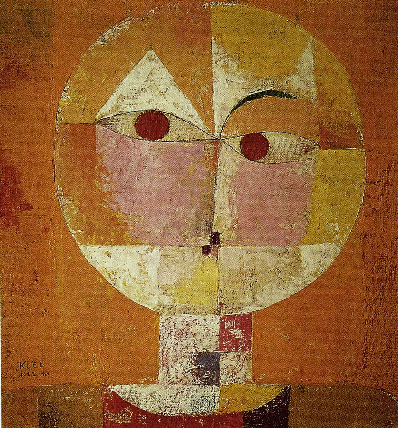 Paul Klee Pinturas Artes Do A 39uwe Obras De Paul Klee