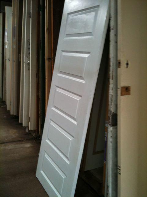 Make A Headboard Using A Five Panel Door
