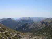 Muntanyes de la nostra Serra de Tramuntana