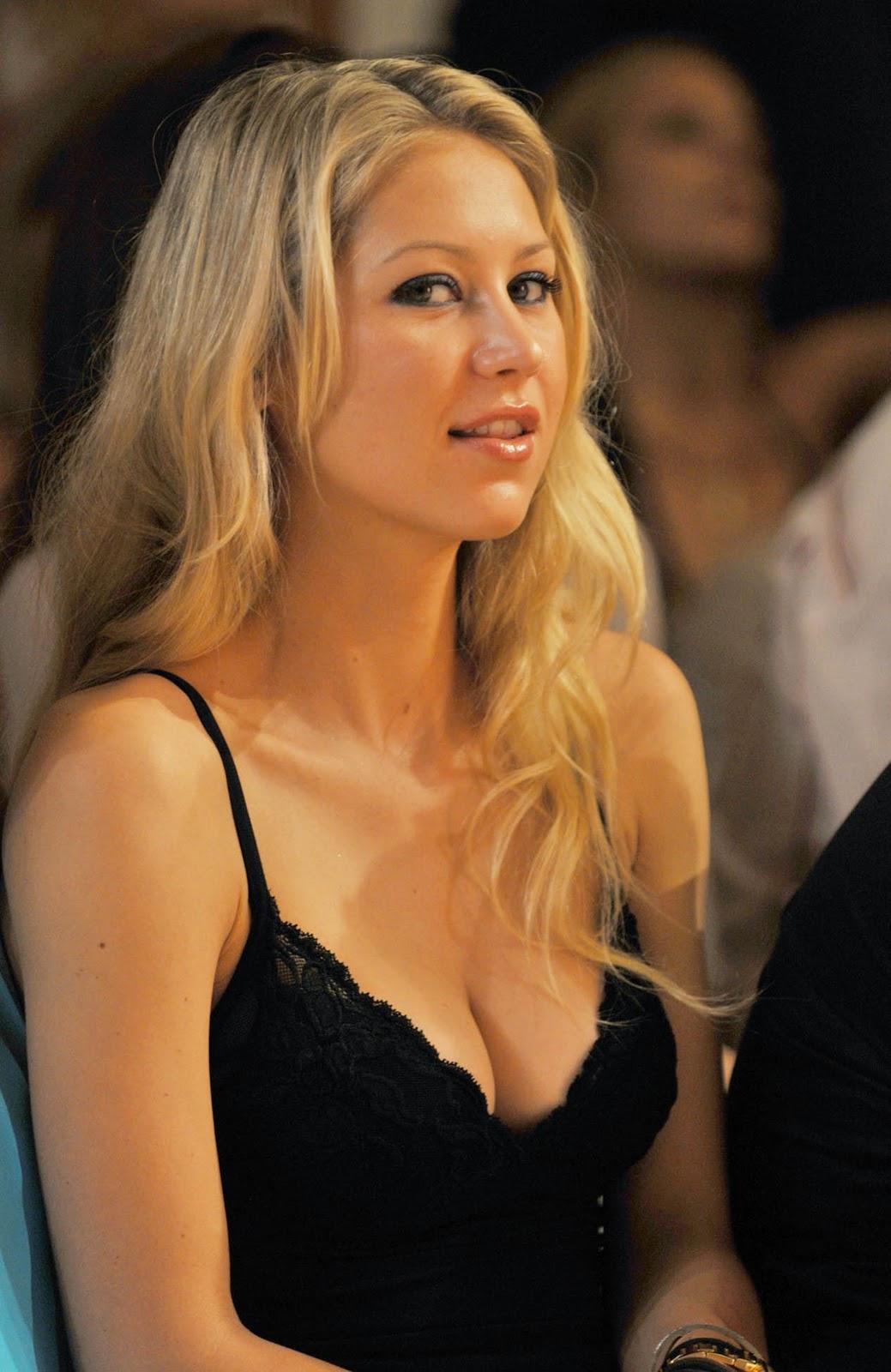 Cleavage Anna Kournikova nude photos 2019
