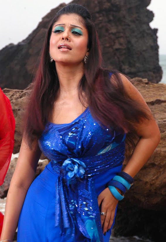 Nayanthara Sexy South Indian Actress