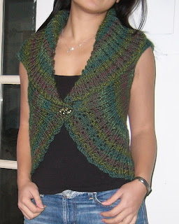 CROCHETED SHRUG PATTERNS « Free Patterns