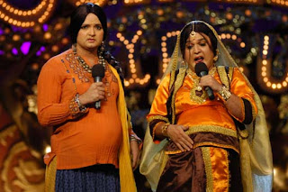 Comedy Circus on Sony