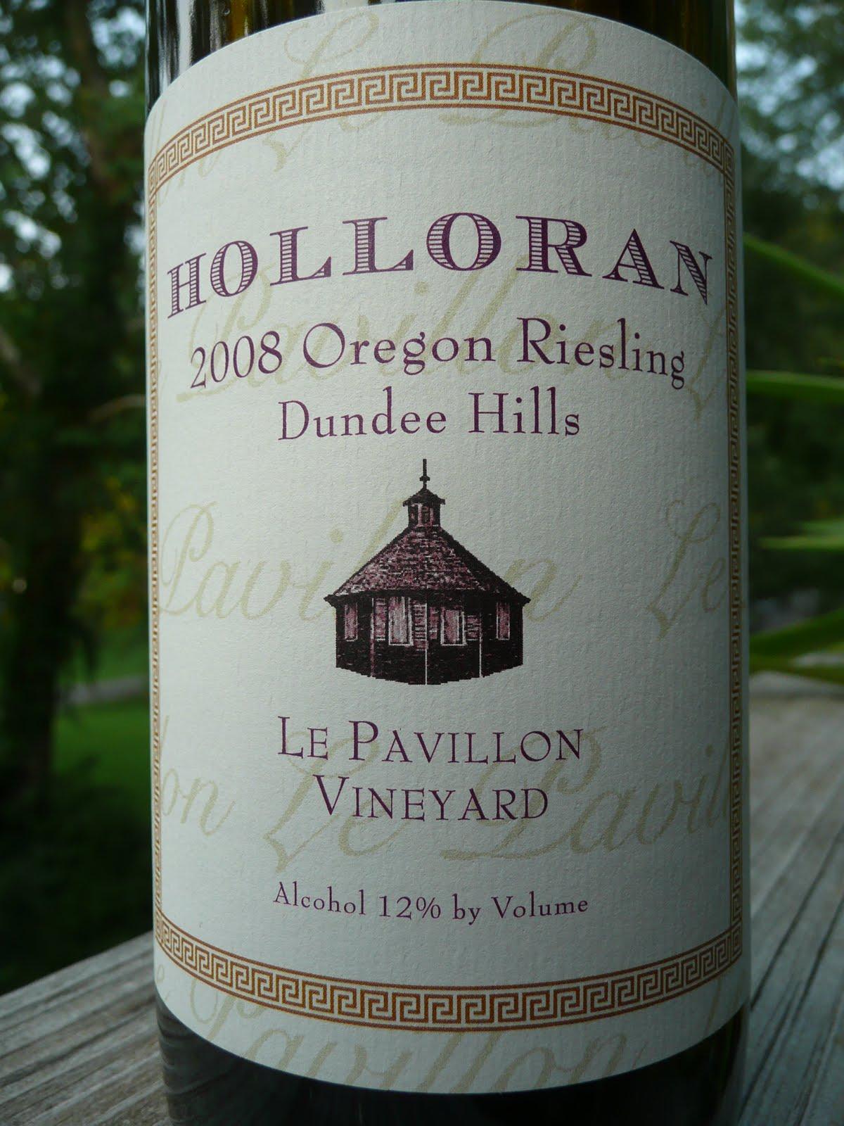 schiller-wine: The Jay Somers Wines of Bill Holloran, Oregon