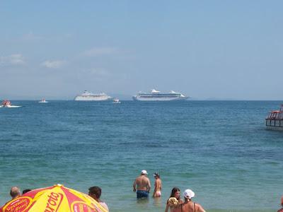 cruceros en canasvieiras