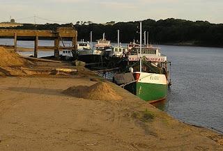 Rio Pardo puerto barcos