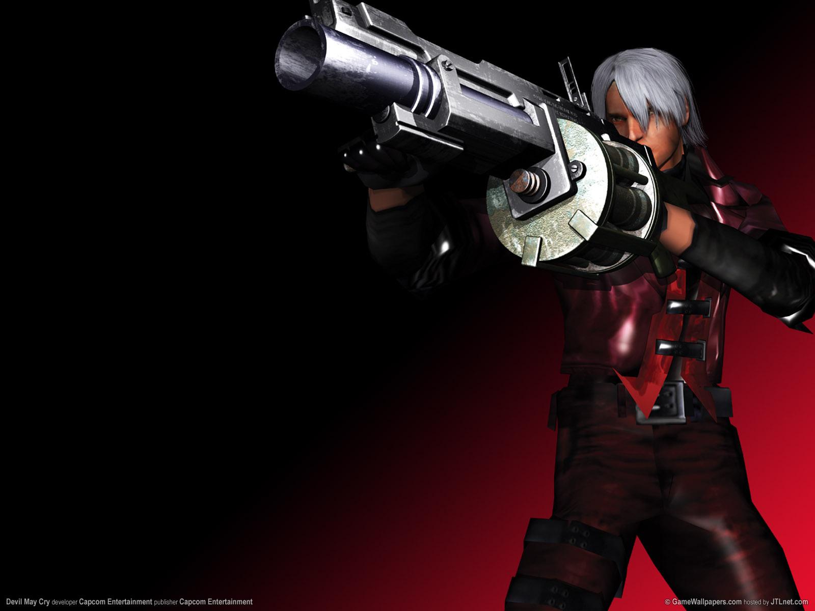 Devil May Cry Dante Wallpaper: Gamers Zone: December 2010