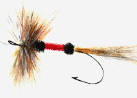 Fishing Fly Royal Wulff