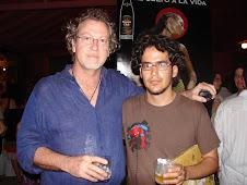 JON LEE ANDERSON EN EL HAY FESTIVAL 2008
