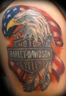 Modne Fryzury Tatuaże Patriotyczne