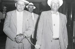Roger (left) 1955