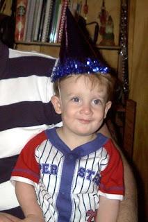 Brady Eilers 1 yr old pic