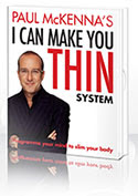 Paul McKenna's book I Can Make You Thin