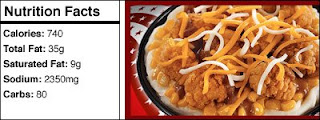 KFC Mashed Potato Bowl