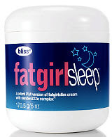 Fat Girl Sleep by Bliss