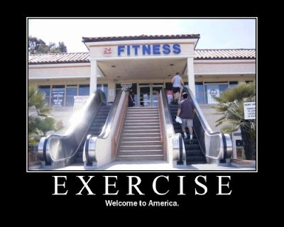 Exercise in America