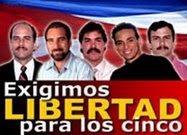 Presos cubanos en las carceles del imperio gringo...