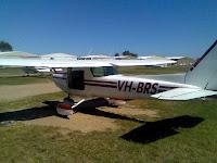 Cessna 152 - VH-BRS