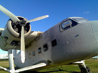 Glory days are gone for this bird at Bankstown Aviation Museum