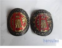 Emblem Sepeda Hercules