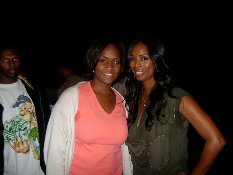 Tasha Smith Workshop-BET's Urbanworld