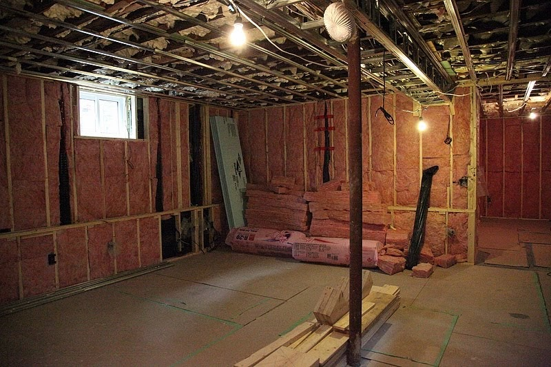 8footsix Basement Underpin Week Ten Wrap Up