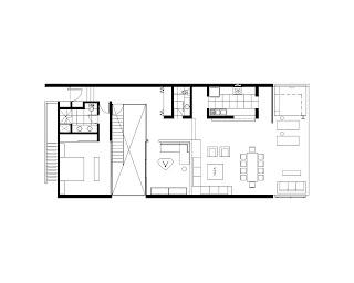 Arquitectura arquidea casas minimalistas en playa la isla - Planos de casas minimalistas ...