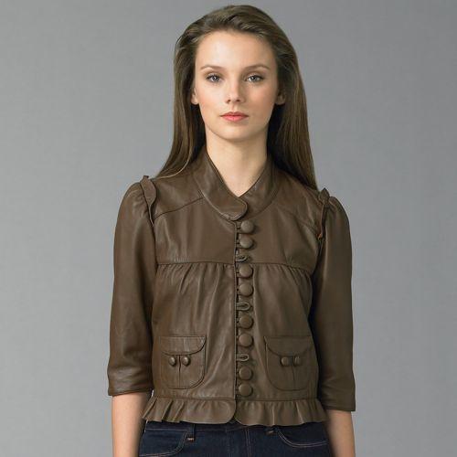 madisonmarcusadornment.jpg (image) :  jacket leather madison marcus taupe