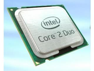 Perkembangan Prosesor Intel Core2Duo
