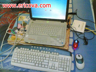 Modifikasi Laptop Super Typing