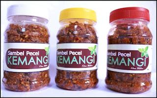Review Sambel Pecel Kemangi