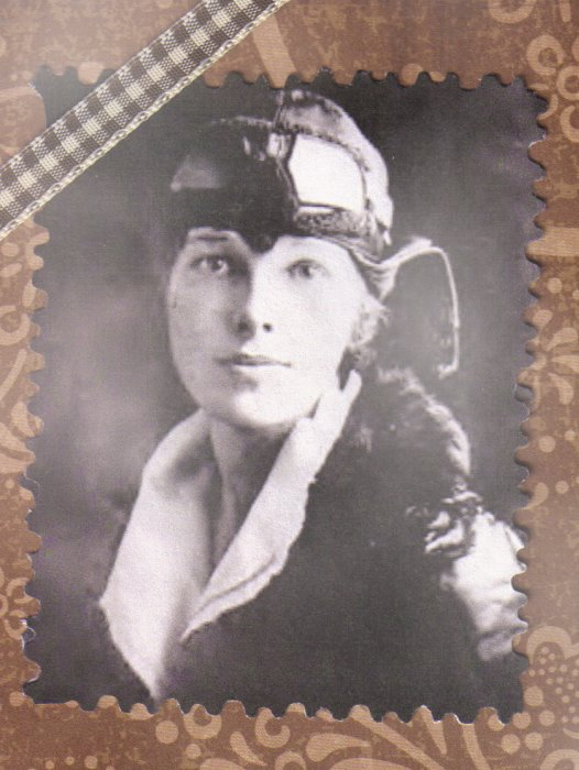 amelia earhart is my hero