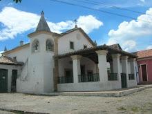 Capela N. Srª da Ajuda (s. XVII) - Cachoeira - BA