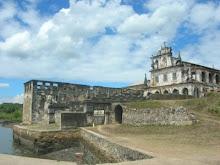 Igreja e Convento de Santo Antônio do Paraguaçu (s. XVII) - Cachoeira - BA