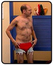 David cross naked the