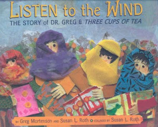 Listen To The Wind Book Jacket