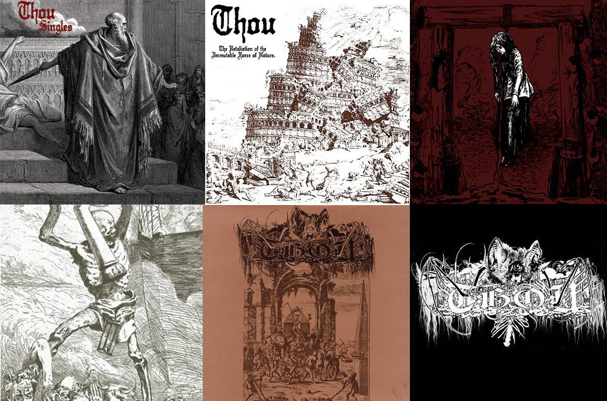 Thou - Entire Discography [FREE] - Idol Threat: Warning Shots at the