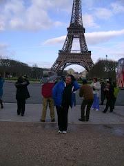 visitando Paris