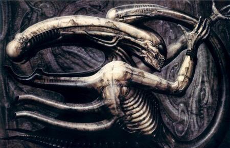AlienGiger