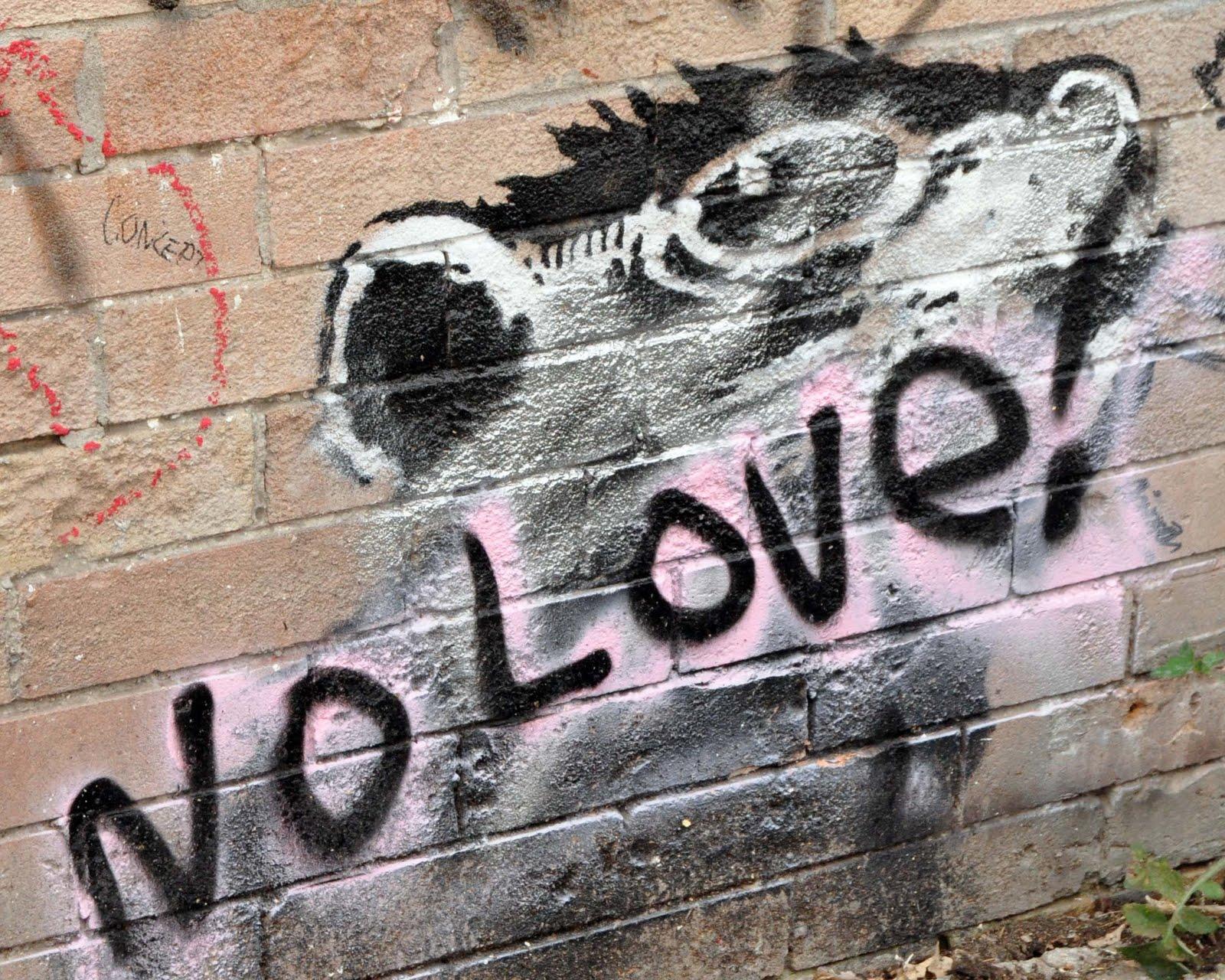 Toronto Grand Prix Tourist A Toronto Blog No Love For Banksy